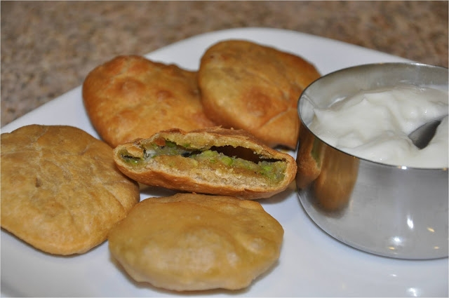 Matar Kachori Recipe
