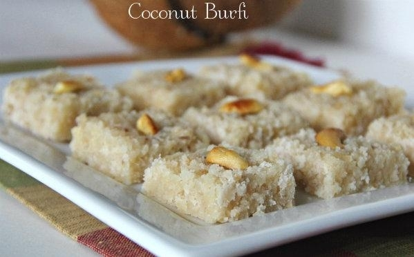 Coconut Sweets Recipe