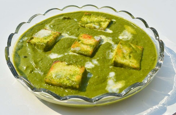 Palak paneer recipe in microwave recipe in english palak paneer recipe in microwave forumfinder Gallery