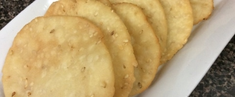Sweet Til Puri recipes