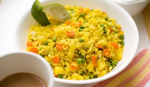 Vegetable Poha Recipe