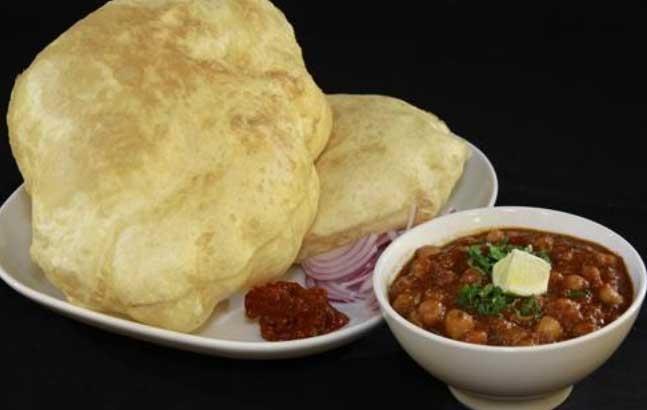 How to Make Stuffed Paneer Bhatura | Recipe